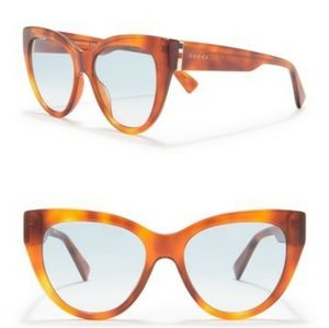 Gucci sunglasses 55mm